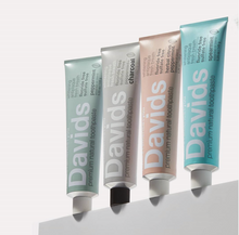 Load image into Gallery viewer, DAVIDS // PREMIUM NATURAL TOOTHPASTE