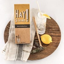 Load image into Gallery viewer, HAY! STRAWS // TALL STRAWS