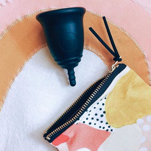 Dot Menstrual Cup // Buy One, Give One