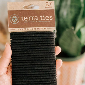 TERRA TIES // PACK OF 27
