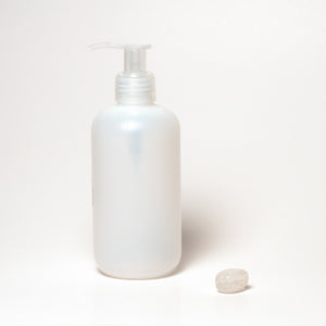 CRYSTAL QUARTZ // GEL FACIAL WASH