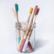Load image into Gallery viewer, SAY IT LIKE IT IS // BAMBOO TOOTHBRUSH