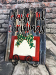 Countdown to Christmas Dry Erase Board