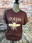 Queen Bee - Purple