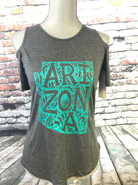 Arizone Cold Shoulder