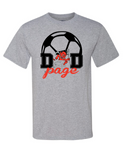Page High School Soccer Parent T-Shirt