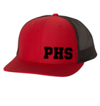 Page High School Hat With or Without Glitter!