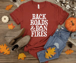 Back Roads and Bonfires