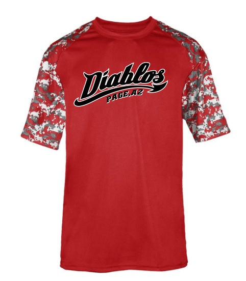 Diablos Parent/Fan Shirts