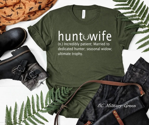 Hunt Wife Definition