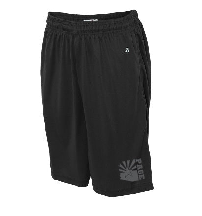 Page Arizona Athletic Shorts
