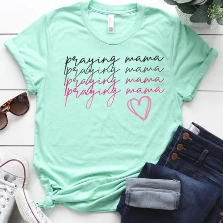 Praying Mama (multi color)