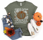 Pumpkin Falling Leaves Sayings