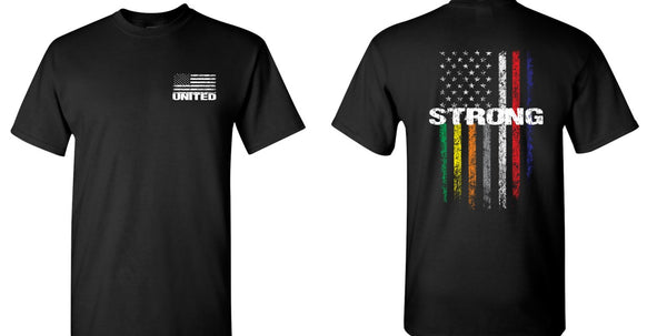 UNITED and STRONG T-Shirt - In stock!