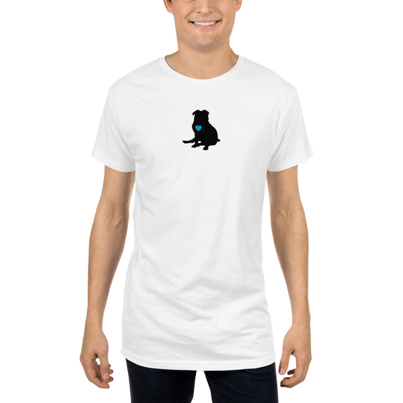 Angus Angel Long Body Urban Tee - DIODog