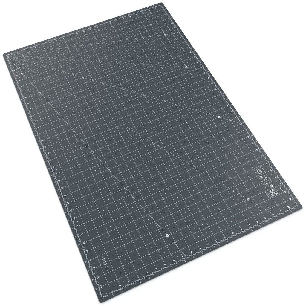 "Base rotatoria autorreparable para realizar cortes, de 24"" x 36"""