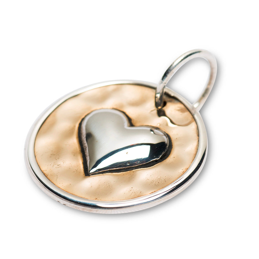 Palas | Charms | Bronze Heart