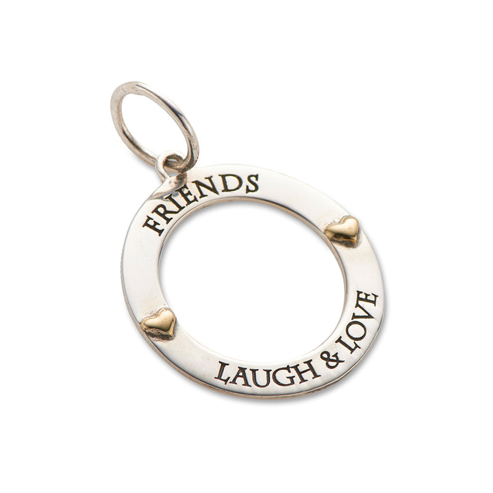 Palas | Charms | Friends Laugh Love Circle