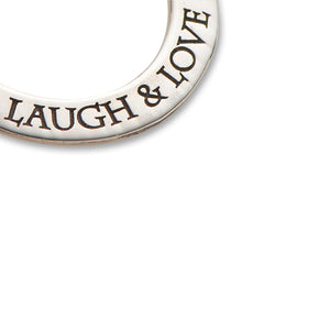 Charms | Friends Laugh Love Circle