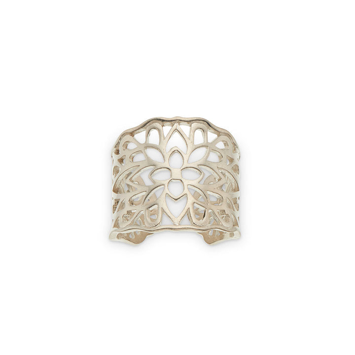 Palas Ring | Greek Islands Collection | Icaria Cut Out Adjustable