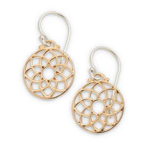 Palas | Earrings | Petite Mandala