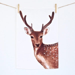 For Me By Dee | Tea Towel | Dotty the Deer