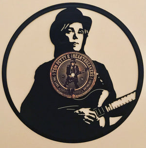 Emmy Lou Who | Vinyl Art | Tom Petty