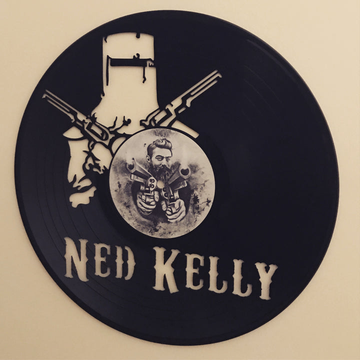 Emmy Lou Who | Vinyl Art | Ned Kelly