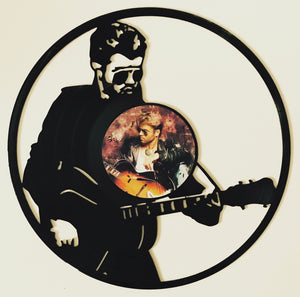 Emmy Lou Who | Vinyl Art | George Michael