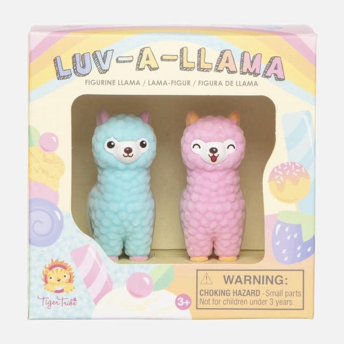 These Little Treasures | Baby Llama Rattle