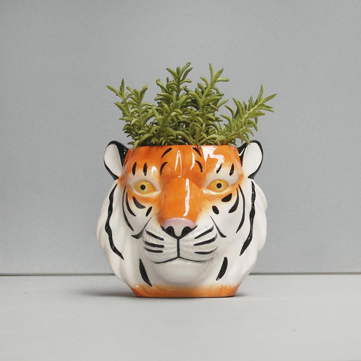 Animal Planter | Tiger