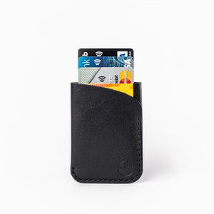 Black Inkk | Two Pocket Wallet
