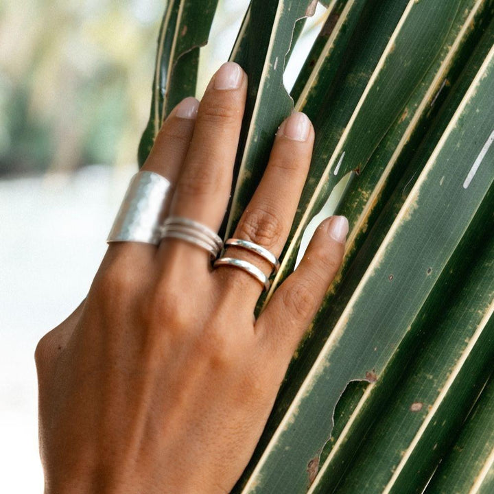Embella | Double Bar Ring