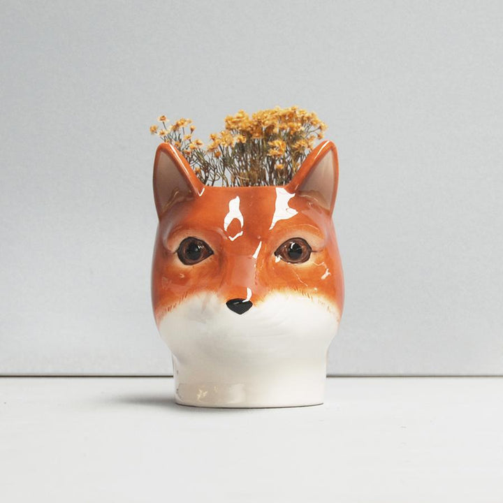 Animal Planter | Fox