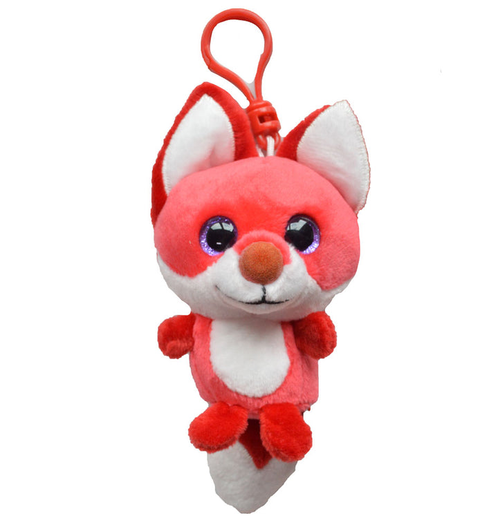 Wild Republic | Lil Scents Plush Clip | Panda Strawberry