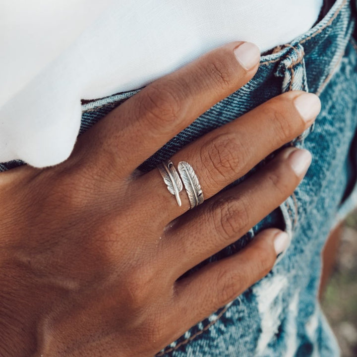 Embella | Goddess Wrap Ring