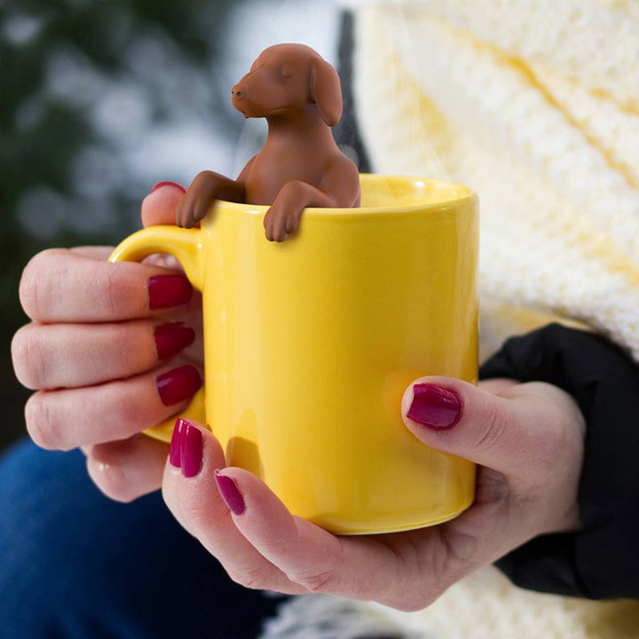 Teaware | Hot Dog Tea Infuser