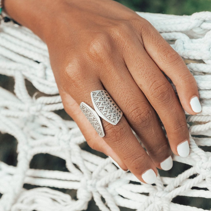 Embella | Maya Wrap Ring
