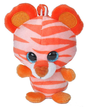 Wild Republic | Lil Scents Plush Clip | Tiger Tangerine