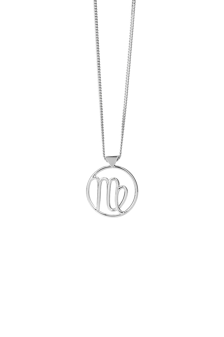 Karen Walker | Virgo Necklace Silver