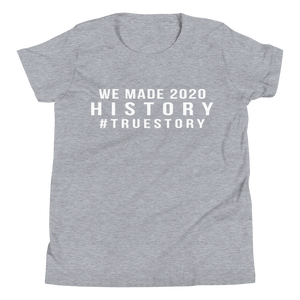 We Made History Kids Tee