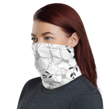 Load image into Gallery viewer, For the Love of Florals | Fabric Neck Gaiter | Face Mask