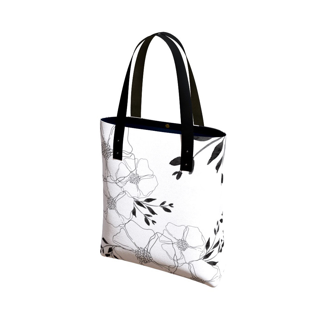 FOR THE LOVE OF FLORALS URBAN TOTE