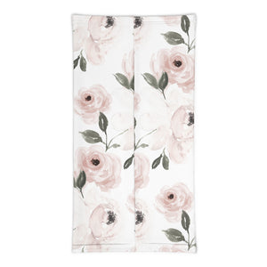 Peonies | Fabric Neck Gaiter | Face Mask