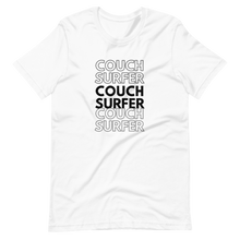 Load image into Gallery viewer, Couch Surfer Tee