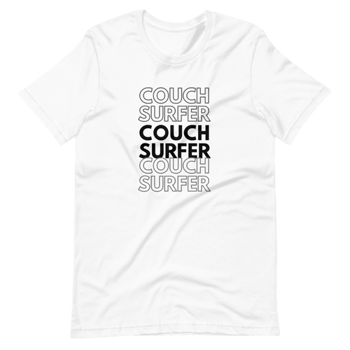 Couch Surfer Tee
