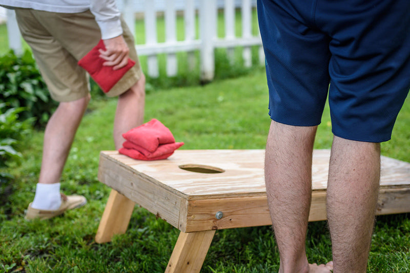 Common Terms Used in Playing Cornhole Toss