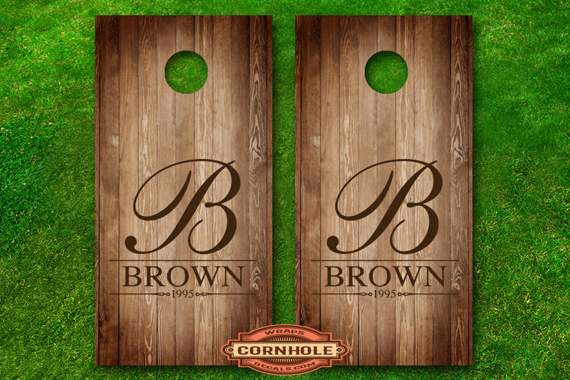 family-initial-monogram-cornhole-board-decals