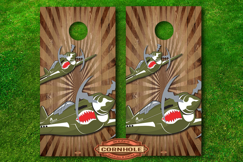 fying-tigers-p40-tomohawk-cornhole-decals