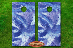 abstract-water-droplets-cornhole-board-decals-wraps
